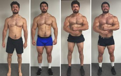 Alex Hormozi Insane Transformation