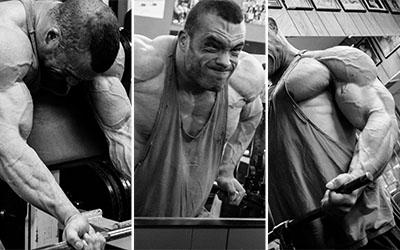 Destroying Arms At Diamond Gym With Roman Fritz