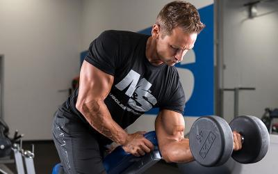 9 Advanced Arm Training Secrets to Build Massive Guns