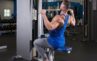 3 Back Exercises That Risk Shoulder Injury