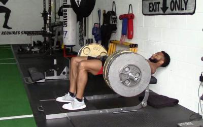 5 Barbell Hip Thrust Tips to Take Your Glutes From Stick to Thicc