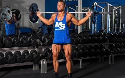 Barbell Reverse Lunges: The Most Underrated Lift of All-Time?