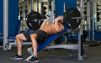4 Barbell Exercises to Build Better Tricep Strength