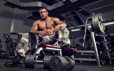 6 Steps To A 405 Pound Bench Press