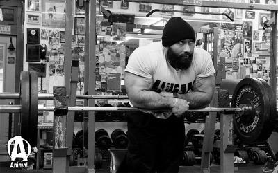 "Get Your Bench Right with Jason ""HUGE"" Huh"