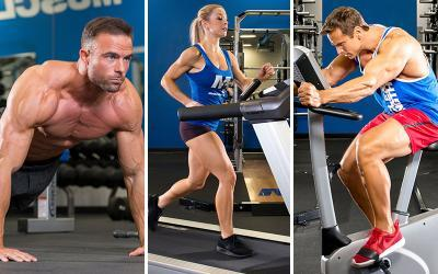 The Best HIIT Routines for Cardio Equipment