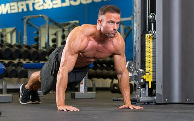 5 Best Chest Exercises Without Equipment
