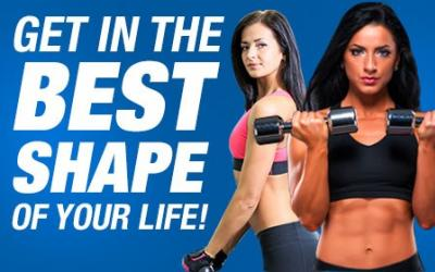 Women: Get In The Best Shape Of Your Life