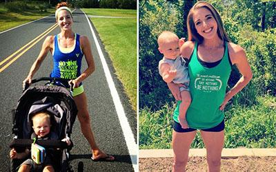 Stroller Workout: 3 Exercises For Busy Moms
