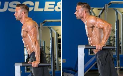 5 Best Bodyweight Triceps Exercises