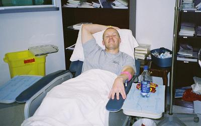 Cancer is Harder Than Training - Here's a Man Who Beat Both