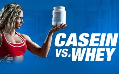 Whey vs. Casein Protein: Which Should You Use?