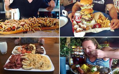 The Greatest Cheat Meals in the History of the Internet