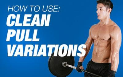 How To Use Clean Pull Variations
