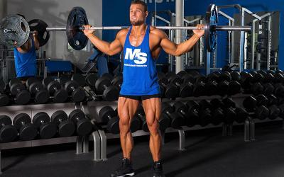 How to Use Complexes to Build Muscle & Burn Fat