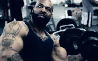 Top 9 CT Fletcher Workout Videos Of 2014