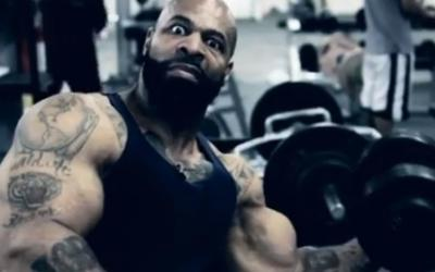 Top 9 CT Fletcher Workout Videos Of 2014