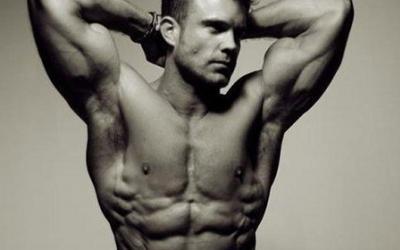 Top Fitness Model David Kimmerle