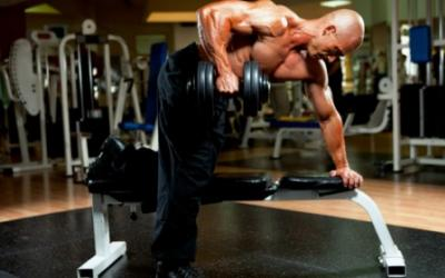 The Dumbbell Row: Form Flaws, Set Up & Execution