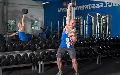 How to Increase Your PRs with Explosive Warm Ups
