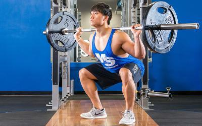 How to Fix the Dreaded Buttwink During Squats