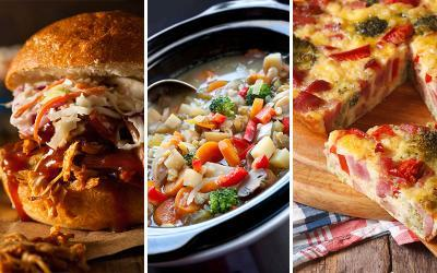11 High Protein Meals You Can Cook in a Crock Pot