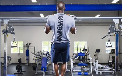 How to Build a Bigger Back Using Chin Ups