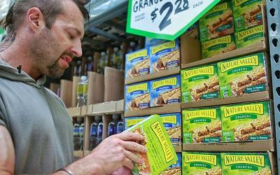 Kris Gethin's Bodybuilder Grocery Shopping Check List