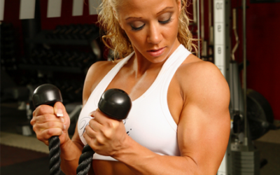 Lift Heavy, Get Strong(er) And Look Better