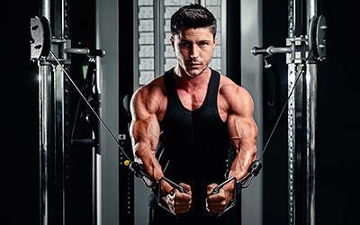Man Strength Workout