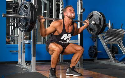 Build Bigger Legs: 4 Training Tips for Massive Quads