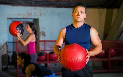 Metabolic Med-Ball Core Training