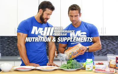 Mass Performance Program - Nutrition & Supplementation