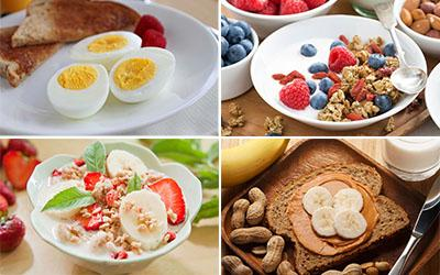 8 Easy and Convenient Pre-Workout Meals/Snacks
