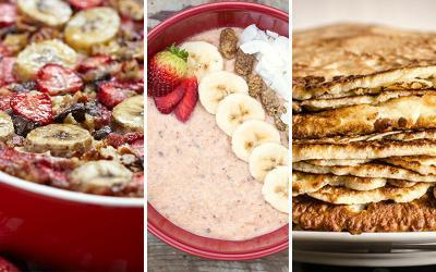 Breakfast on the Go: 5 Muscle Building Morning Meals
