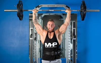 How to Perfect Your Strict Overhead Press