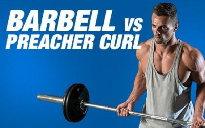 Barbell vs. Preacher Curl: Which Is Better?