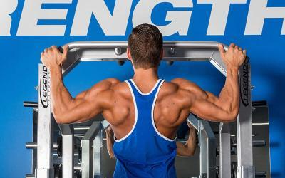 Can't Do Pullups? Try These Progressions