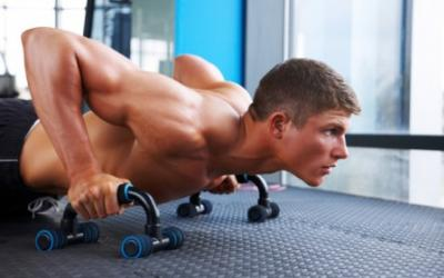 How To Improve Your Push-ups in 8 Weeks
