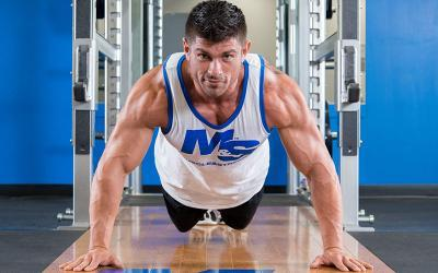 Push Ups Matter: 3 Ways to Correct & Intensify Your Push Ups