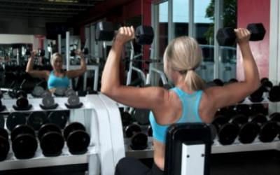 Dumbbell Shaping Shoulder Workouts For Women