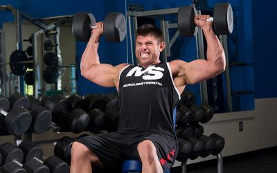 Shoulder Savers: Training Around Pain and Making Gains
