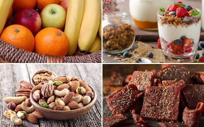 Smart Snacking: 5 Healthy Snacks That Won't Destroy Your Progress