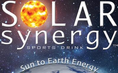 Introducing Solar Synergy Energy Drink!