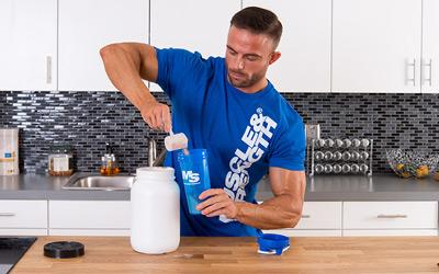 Do You Even Shake, Bro? 5 Ways to Spice Up Your Protein Shakes