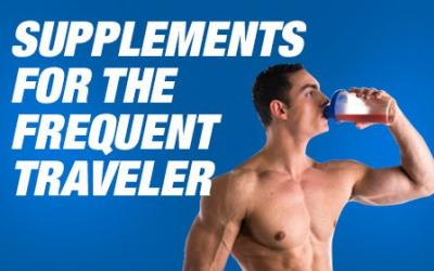 Supplements For The Frequent Traveler