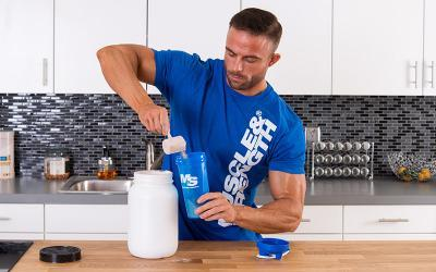 Top 5 Muscle Building Supplements You Need to Be Taking