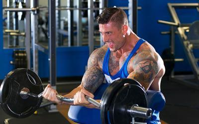 Swole University: 11 Lessons For Bigger Arms