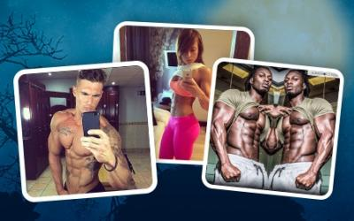 18 Freaky, Scary-Shredded Physiques From Instagram