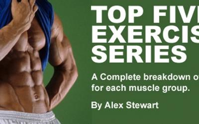 Top 5 Exercises Series Main Page